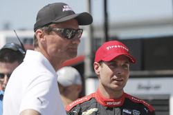 Will Power, Team Penske Chevrolet with Tim Cindric