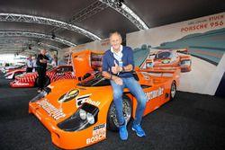 Hans-Joachim Stuck and Porsche 956