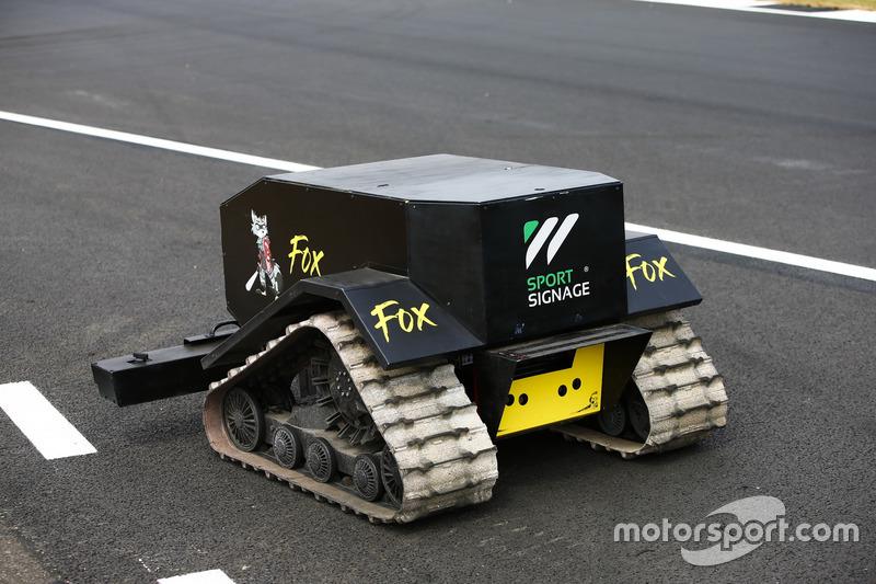 Роботизированное устройство