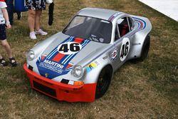 Porsche a pedali