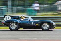 1956 Jaguar Type D