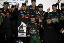 Sieger: Johnny Sauter, GMS Racing Chevrolet