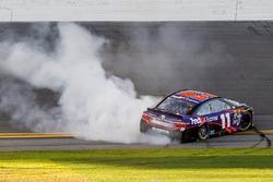 Race winner: Denny Hamlin, Joe Gibbs Racing Toyota