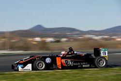 Raoul Hyman, Carlin, Dallara F312 - Volkswagen
