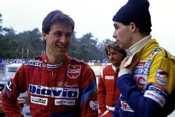 Roberto Ravaglia and Gerhard Berger