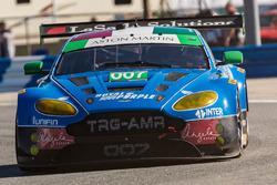 #007 TRG-AMR Aston Martin GT3 : Santiago Creel, Antonio Perez, Ricardo Perez De Lara, Lars Viljoen, James Davison
