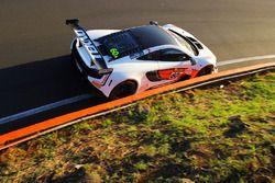 #60 Tekno Autosports McLaren 650S : Rob Bell, Andrew Watson, Will Davison