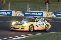 #6 Porsche GT3 Cup: Richard Gartner, Aaron Zerefos, Indiran Padayachee, Michael O'Donnell