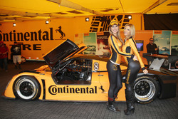 The lovely Continental Tire girls