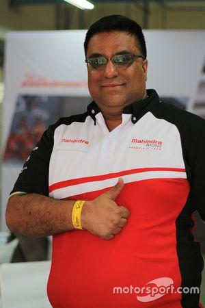 Dilbagh Gill, Team Principal di Mahindra Racing