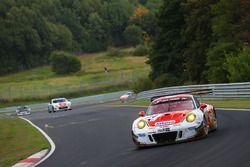 Klaus Abbelen, Patrick Huisman, Sabine Schmitz, Frikadelli Racing, Porsche 991 GT3 R