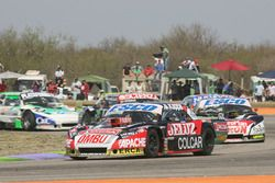 Facundo Ardusso, JP Racing Dodge, Guillermo Ortelli, JP Racing Chevrolet, Santiago Mangoni, Laboritto Jrs Torino