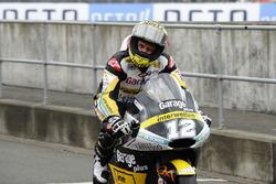 Race winnaar Thomas Lüthi, Interwetten