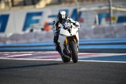 #88, Tecmas Endurance, BMW: Louias Rossi, Dominique Platet, Camille Hedelin