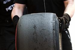 Mercedes AMG F1, Pirelli-Reifen