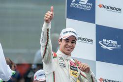Podio: Lance Stroll, Prema Powerteam Dallara F312 - Mercedes-Benz