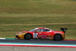 Ferrari 458 Italia #178, Gostner-Gostner