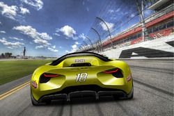Zukunftsvision: NASCAR