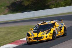 #4 KRUGSPEED Racing Lotus Exige: Dennis Hanratty Jr.