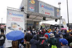 Fan-Event: Dale Earnhardt Jr., Hendrick Motorsports Chevrolet
