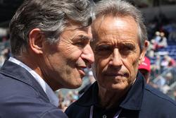 Alain DeCadenet and Jacky Ickx