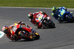 Dani Pedrosa, Repsol Honda Team, Andrea Iannone, Ducati Team, Aleix Espargaro, Team Suzuki MotoGP
