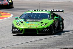 #16 Change Racing Lamborghini Huracan: Spencer Pumpelly, Corey Lewis