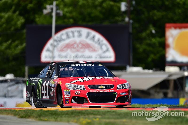 11. Kurt Busch, Stewart-Haas Racing, Chevrolet