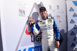 Pole Position für Carl Edwards, Joe Gibbs Racing Toyota