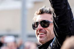 Patrick Dempsey plays role at Silverstone WEC