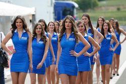 Chicas WTCC