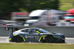 #88 Bentley Team Absolute, Bentley Continental GT3: Adderly Fong