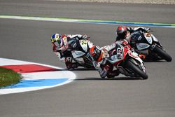 Leon Camier, MV Agusta, Markus Reiterberger, Althea BMW Team y Jordi Torres, Althea BMW Team