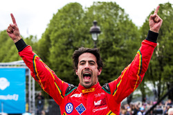 Il vincitore Lucas di Grassi, ABT Schaeffler Audi Sport
