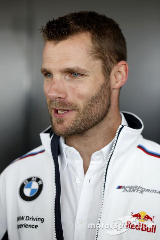 Martin Tomczyk, BMW Team Schnitzer