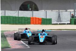 Marcos Siebert, Jenzer Motorsport and Job Van Uitert, Jenzer Motorsport