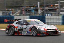 #46 Mola Nissan GT-R: Satoshi Motoyama, Katsumasa Chiyo