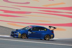 Луиджи Феррара, Top Run Motorsport, Subaru Impreza STi TCR