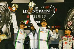 Ganadores de la carrera Andy Soucek, Maxime Soulet
