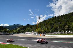 Andrea Dovizioso, Ducati Team et Andrea Iannone, Ducati Team