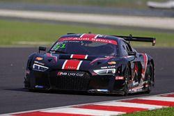 Johnson Huang, Absolute Racing