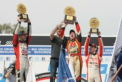 Matias Rossi, Donto Racing Chevrolet, Mariano Werner, Werner Competicion Ford, Juan Pablo Gianini, JPG Racing Ford
