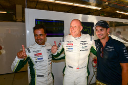 LM GTE AM, peraih pole, #98 Aston Martin Racing Aston Martin Vantage GTE: Paul Dalla Lana, Pedro Lam