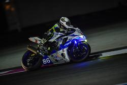 #86, Pit Lane Endurance, Kawasaki: Etienne Bergeron, Aurelien Grelier, Tristan Guyot