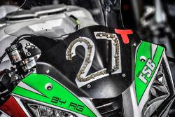 #27, FSB Racing, Kawasaki: Bruno Weber, Frederic Bottoglieri, Stephane Dutour