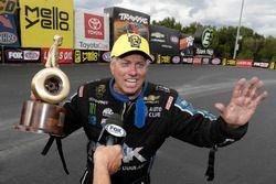 Funny Car winner John Force