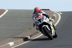 Superbike second place qualifying for Alistair Seeley
