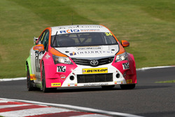 #34 Tony Gilham, RCIB Insurance Racing, Toyota Avensis