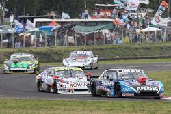 Esteban Gini, Nero53 Racing Torino, Diego De Carlo, JC Competicion Chevrolet, Mauro Giallombardo, Al