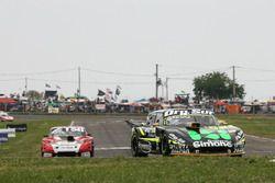 Mauro Giallombardo, Alifraco Sport Ford, Jose Manuel Urcera, Las Toscas Racing Chevrolet